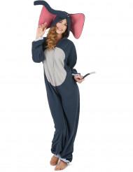 Kostume Elefant til kvinder