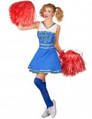 USA Cheerleaderkostume til kvinder