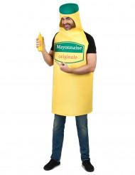 Kostume Mayonaise til voksne
