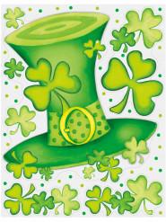 Dekoration til vinduet Happy St. Patrick