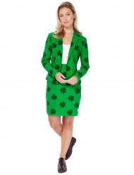 Jakkesæt Mrs. Lucky Opposuits™ til kvinder Saint Patrick