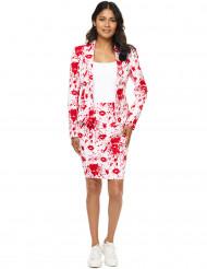 Kostume Mrs. Bloody til kvinder Opposuits™ Halloween