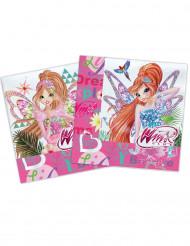 20 Papirservietter Winx Butterflix™ 33 x 33 cm