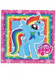 20 stl My Little Pony™ servietter