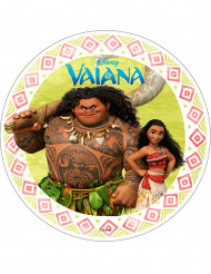 Kagedekoration Vaiana™ 21 cm