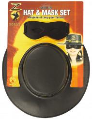 Tilbehørskit Zorro™ til børn