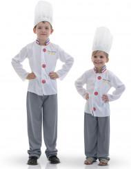 Kostume kok chef til børn
