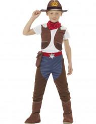 Kostume Texas cowboy til børn