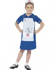 Kostume sygeplejerske til børn