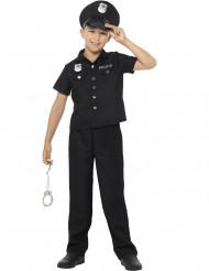 Kostume politibetjent til børn