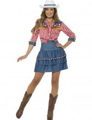 Kostume miss rodeo til kvinder