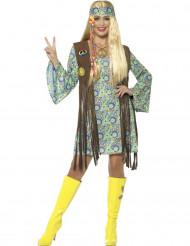 Kostume hippie anno 60´erne