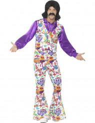 Kostume hippie cool anno 60