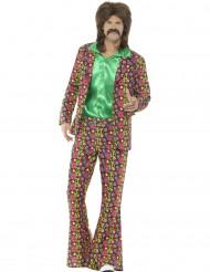 Kostume hippie til voksne
