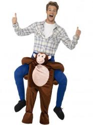 Kostume Carry Me Abe til voksne