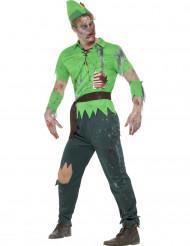 Kostume skovens dreng Halloween