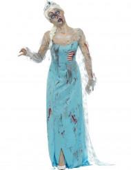 Kostume frossen zombie Halloween