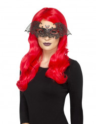 Balmaske flagermus Halloween kvinde