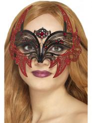 Flagermus maske til kvinder - Halloween