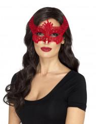 Djævlemaske til kvinder - Halloween