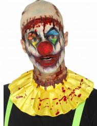 Kit skræmmende klovn til voksne Halloween