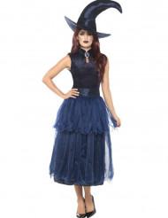 Kostume midnat heks Halloween