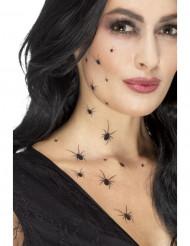 Edderkop Tatoveringer Halloween til kvinder