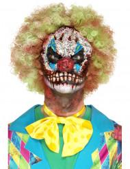 Halloween protese - Klovne ansigt til voksne