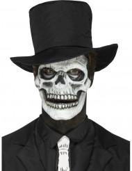 Halloween protese - Skelet ansigt