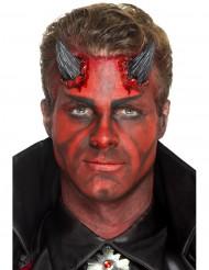 Sorte djævlehorn til voksne - Halloween tilbehør