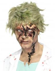 Sårskorpe zombie - Halloween makeup