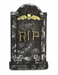RIP gravsten - Halloweendekoration