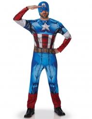 Kostume Captain America Avengers™ voksen