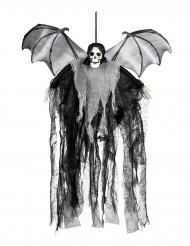Flagermus døden dekoration til Halloween 60 cm