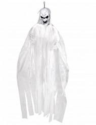 Hængende hvidt skelet - Halloween dekoration