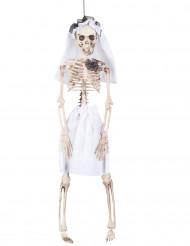 Hængende Halloween brud - skelet