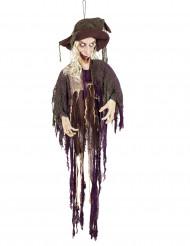 Animeret dekoration med lyd 170 Halloween