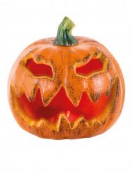 Halloween græskar 16 cm