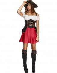 Miss goldsnith - Piratudklædning til kvinder
