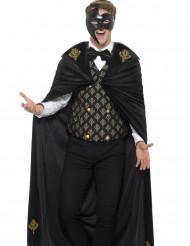 Kostume barok sort og guld