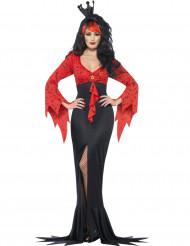 Kostume ond dronning Halloween