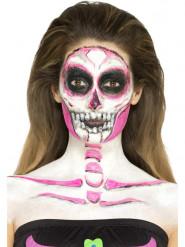 Skelet sminkekit- UV - Halloween