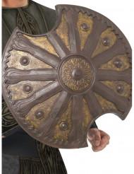 Skjold bronze 50 cm