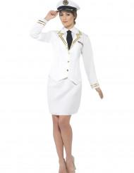 Kostume sexet officer til kvinder
