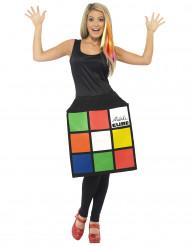 Kostume kjole Rubik