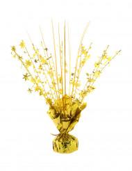 Guldfarvet ballonholder 250 gr