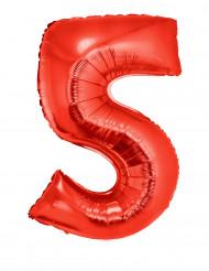 Ballon aluminium gigant tal 5 102 cm