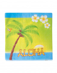 Servietter 20 stk. Aloha