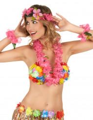 Hawai sæt i lyserødt voksne