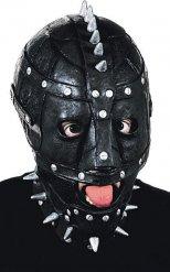 Sort maske med nitter til voksne